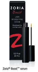 41b29fc7292 The line also includes Zoria® Makeup remover, a gentle, water-based makeup  remover ideal for contact lens wearers and people with sensitive skin.