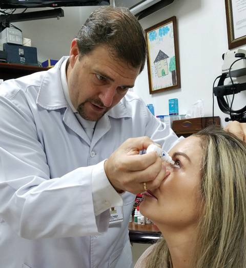 Can an Eye Drop Eliminate Presbyopia?