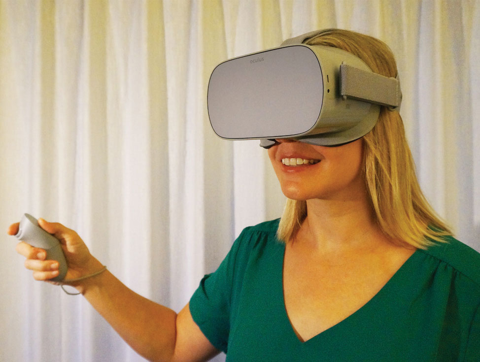 Virtual Reality is here. Check Out