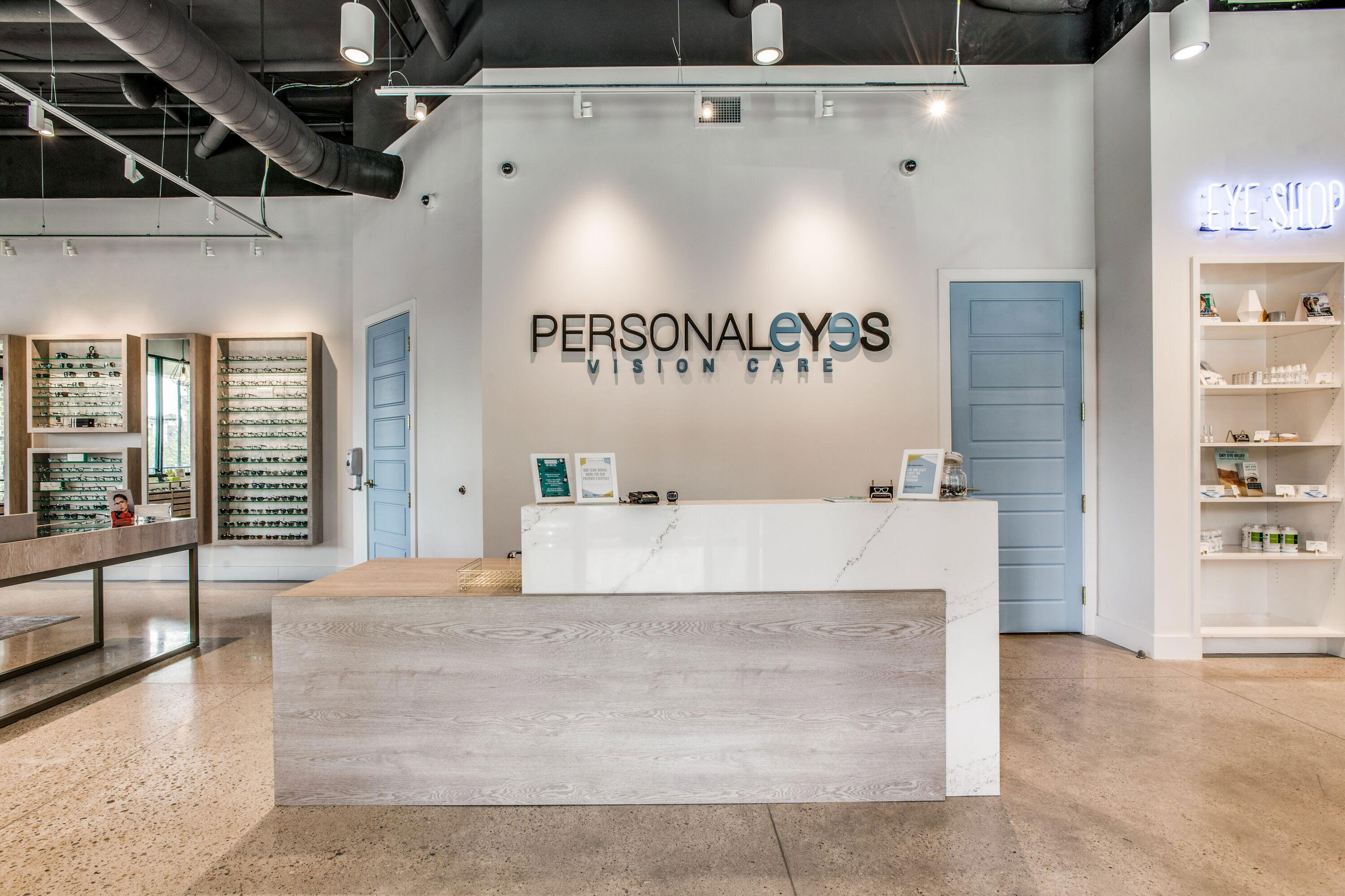 Personaleyes Vision Care.
