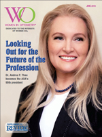 Women in Optometry - June 2016