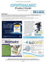 Ophthalmic Product Guide - July 2017
