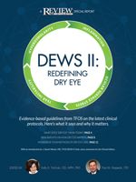 DEWS II: Redefining Dry Eye - August 2017