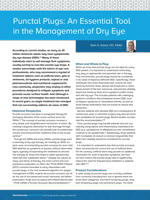 Punctal Plugs: An Essential Tool in the Management of Dry Eye - May 2018 - Sponsored by Lacrivera