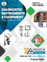 Diagnostic Instruments & Equipment Product Guide Annual 2019