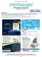 Ophthalmic Product Guide - July 2019