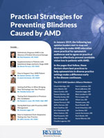 Practical Strategies for Preventing Blindness Caused by AMD