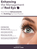 Enhancing the Management of Red Eye