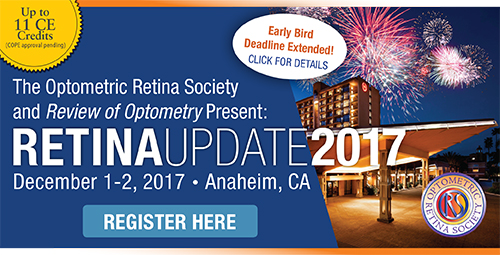 ORS Retina Update - December 1-2, 2017 - Anaheim, California