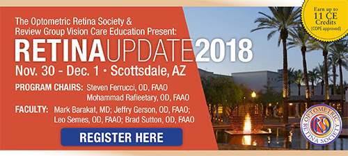 2018 Ophthalmology Update