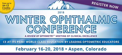 2018 Winter Ophthalmic Conference
